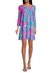 Lilly Pulitzer Ophelia Print Shift Dress