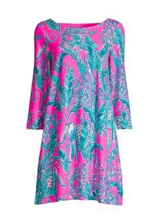 Lilly Pulitzer Ophelia Print Shift Dress