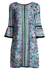Lilly Pulitzer Ophelia Print Tunic Dress