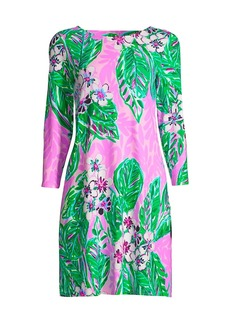 Lilly Pulitzer Ophelia Floral Shift Dress