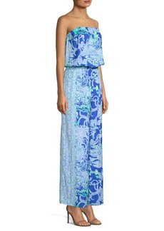 Lilly Pulitzer Pim Wide-Leg Jumpsuit