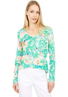 Lilly Pulitzer PJ Knit Long Sleeve Top