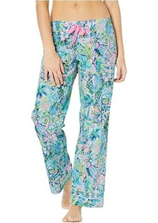 Lilly Pulitzer PJ Woven Pants