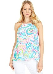 Lilly Pulitzer Rae Silk Top