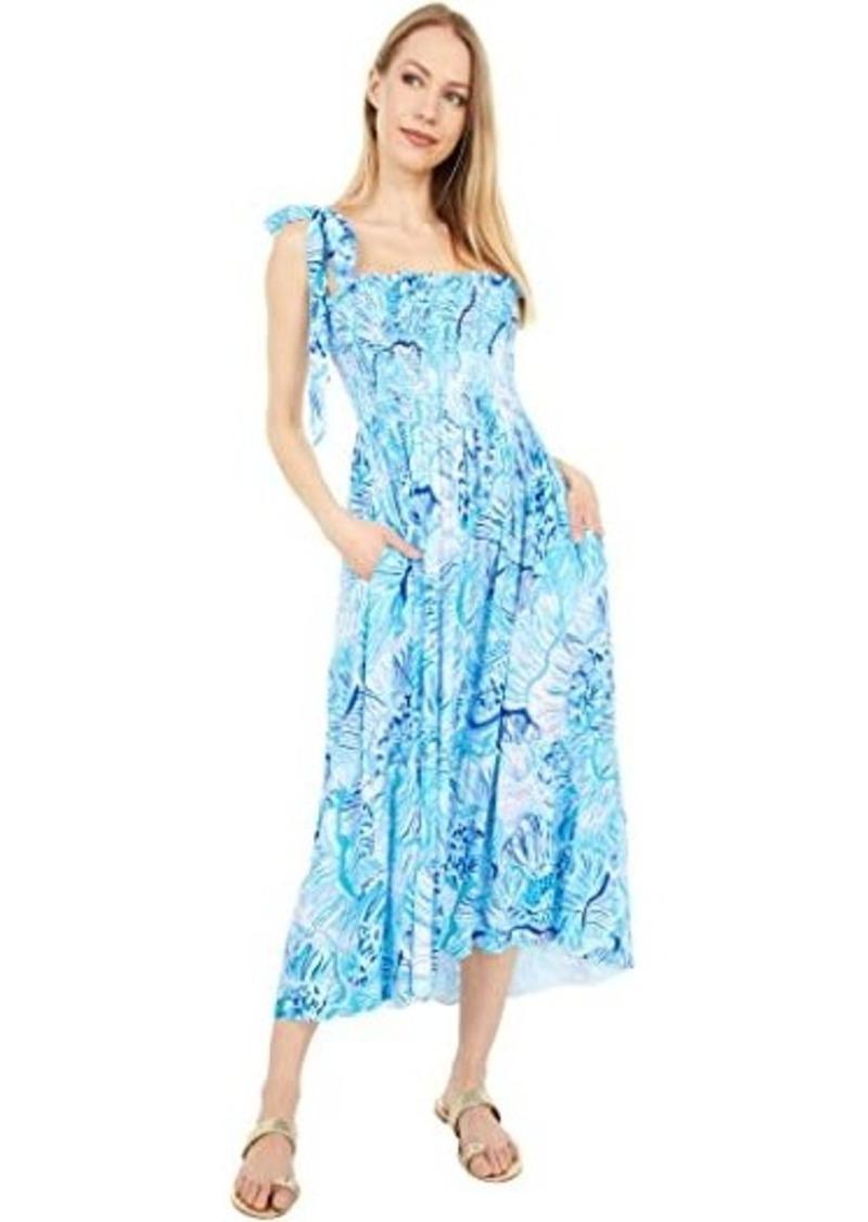 Lilly Pulitzer Rivera Midi Dress