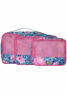 Lilly Pulitzer Sea Island Packing Cube Set