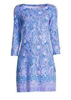 Lilly Pulitzer Sophie UPF 50+ Paisley Shift Dress