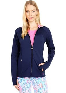 Lilly Pulitzer Tennison Jacket UPF 50+