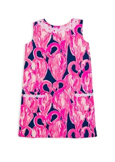 Lilly Pulitzer Toddler's, Little Girl's & Girl's Little Lilly Classic Shift Dress