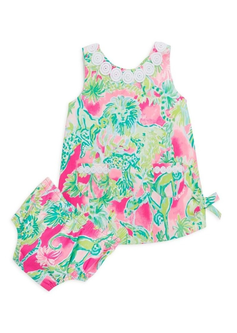 83d748be0c4 Lilly Pulitzer Little Girl s   Girl s Little Lilly Classic Shift Dress