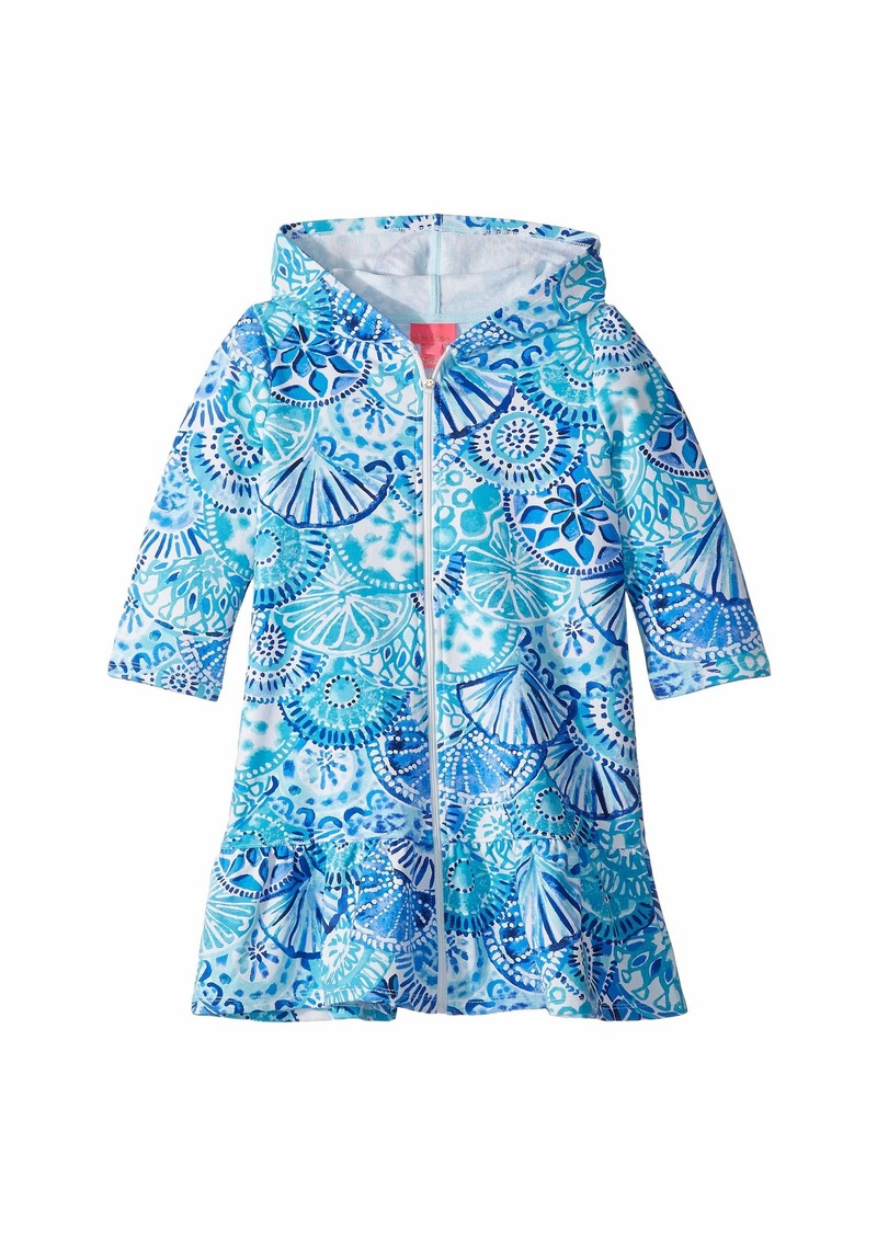 294bb61902 Lilly Pulitzer UPF 50+ Cooke Cover-Up (Toddler/Little Kids/Big Kids ...