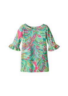 Lilly Pulitzer UPF 50+ Mini Sophie Ruffle Dress (Toddler/Little Kids/Big Kids)