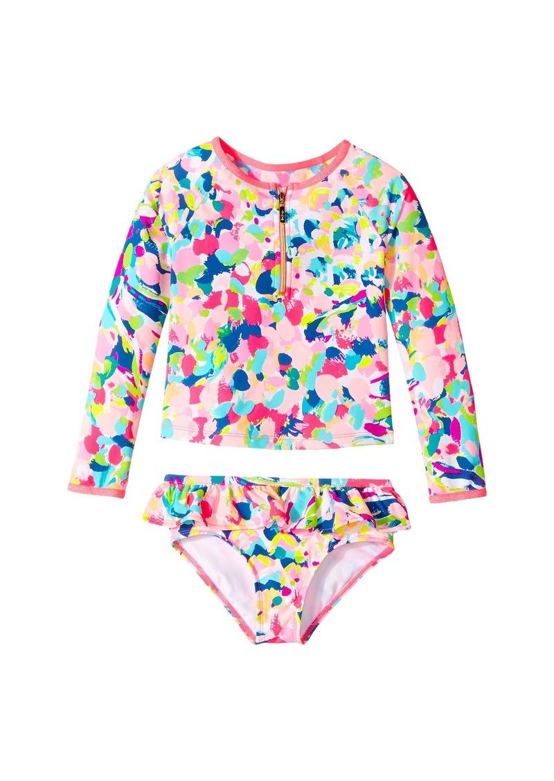 374663db3c Lilly Pulitzer UPF 50+ Mini Sydney Sunguard (Toddler/Little Kids/Big Kids