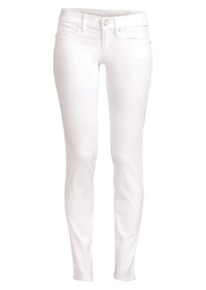 Lilly Pulitzer Worth Low-Rise Skinny Jeans