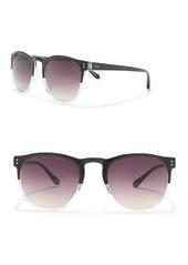 Linda Farrow 53mm Round Sunglasses
