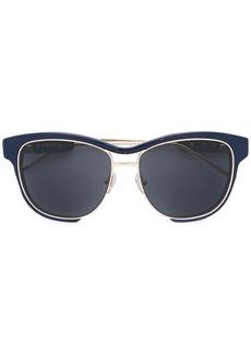 Linda Farrow x Sacai square frame sunglasses