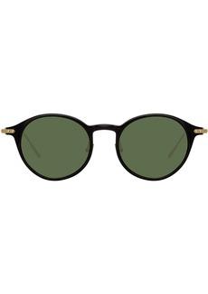 Linda Farrow Linear Arris C8 sunglasses