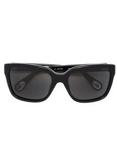 Linda Farrow rectangular frame sunglasses