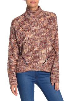 Line & Dot Breck Turtleneck Knit Sweater