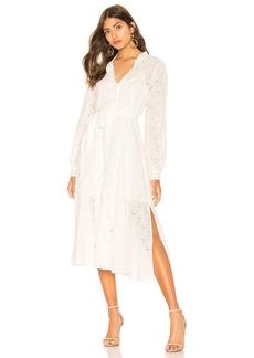 Line & Dot Chaima Shirt Dress