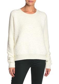 Line & Dot Jackson Fleece Pulover Sweater