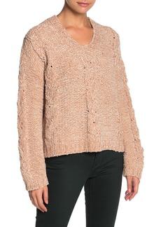 Line & Dot Lane Soft Knit Sweater
