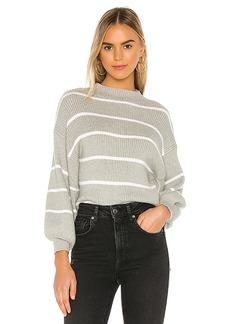 Line & Dot Alder Stripe Sweater