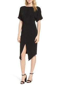 Line & Dot Barre Dress