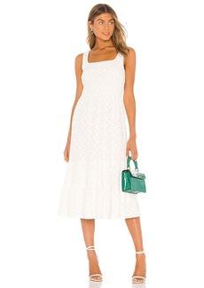 Line & Dot Becky Summer Dress