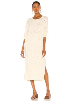 Line & Dot Camila Sweater Dress