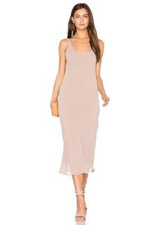 Line & Dot Ely Bias Dress