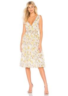 Line & Dot Fleur Dress
