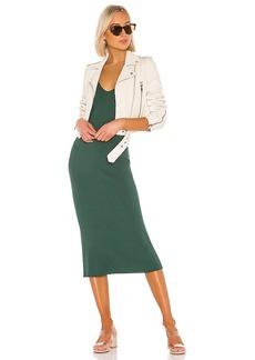 Line & Dot Hall Dress