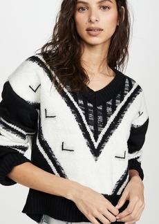 Line & Dot Helena Sweater