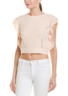 Line & Dot Imogen Crop Top