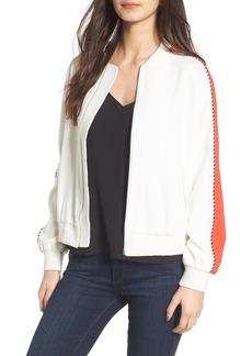 Line & Dot Isabel Bomber Jacket