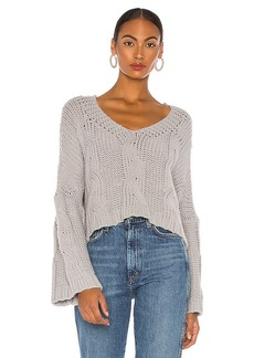 Line & Dot Kaylee Chain Pullover