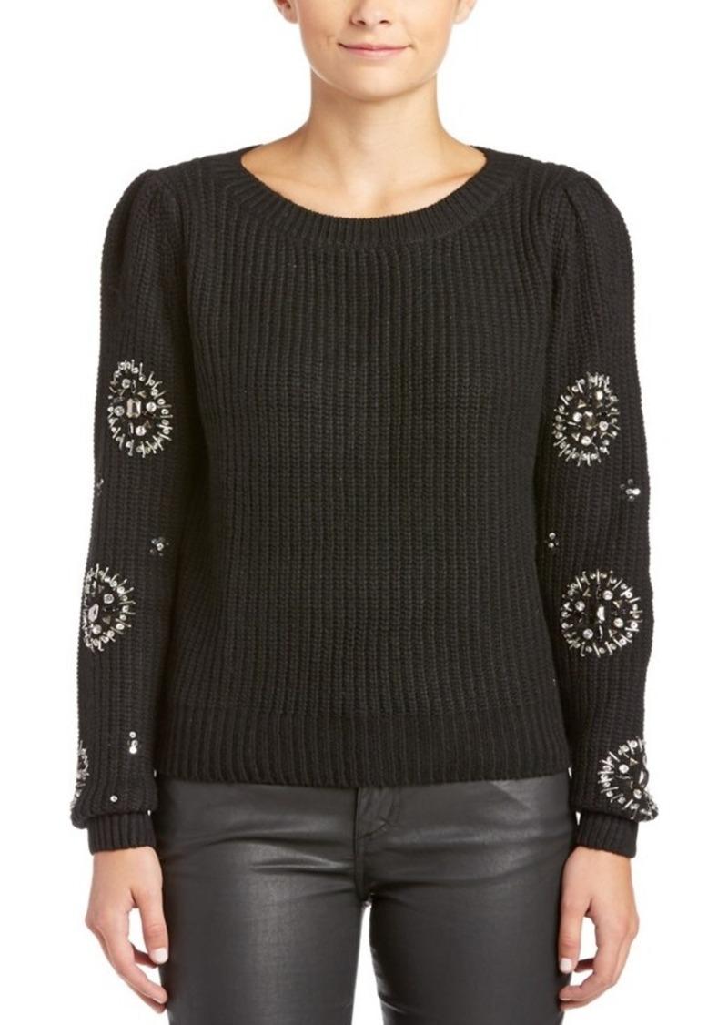 Line & Dot Line & Dot Phoebe Wool-Blend Emb...