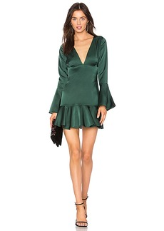 Line & Dot Mara Dress in Green. - size S (also in XS,M,L)