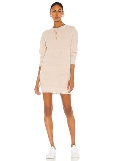 Line & Dot Mika Sweater Dress