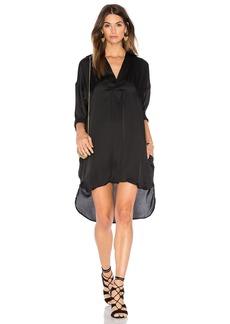 Line & Dot Rampling Shirt Dress