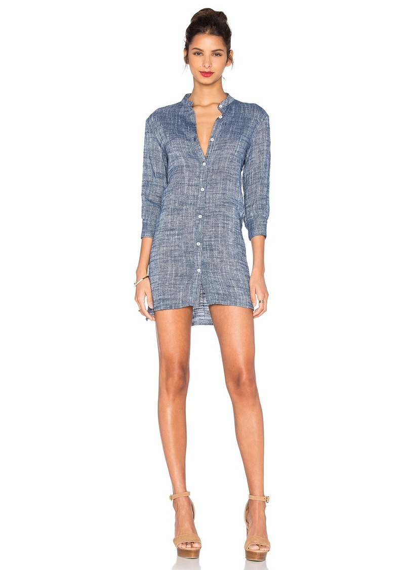 Line & Dot Ravie Shirt Dress