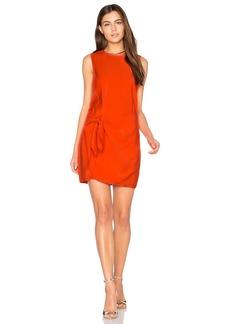 Line & Dot Riel Tied Dress