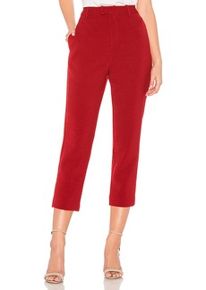 Line & Dot Rosey Cropped Pant