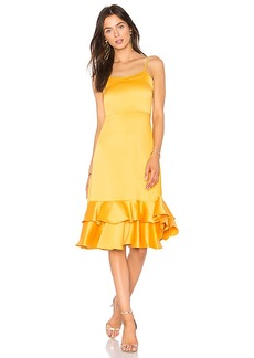 Line & Dot Sasha Dress in Yellow. - size S (also in XS,M,L)