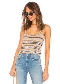Line & Dot Savannah Sweater Tank Top