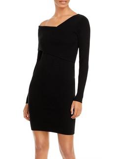 Line & Dot Sylvie Mini Sweater Dress