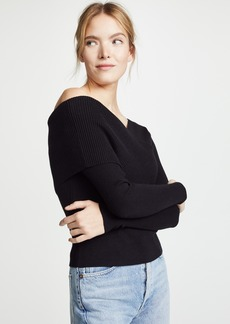 Line & Dot Sylvie Sweater