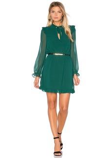 Line & Dot Tautou Frill Dress