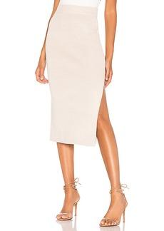 Line & Dot Vivi Sweater Skirt